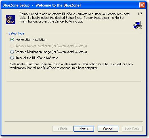 Zero Footprint Install - Footprints help desk software